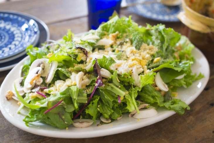 平野レミ春野菜サラダ