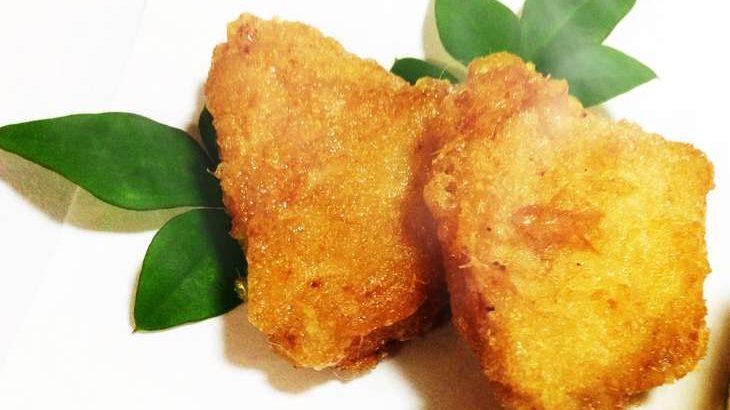 【ソレダメ】鮭の香り磯辺揚げのレシピ。和田明日香さんの冷めても美味しいお弁当さけ料理の作り方 11月4日