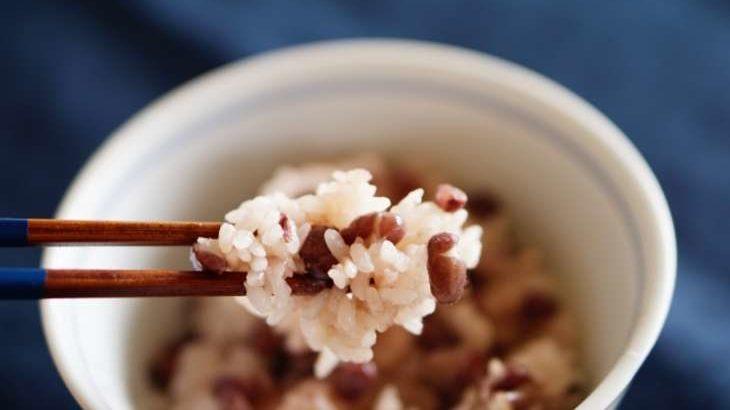 【あさイチ】レンチン赤飯のレシピ。裏ワザ煮小豆で!ほりえさわこさんの簡単あずき料理 12月1日【朝イチとくもり】