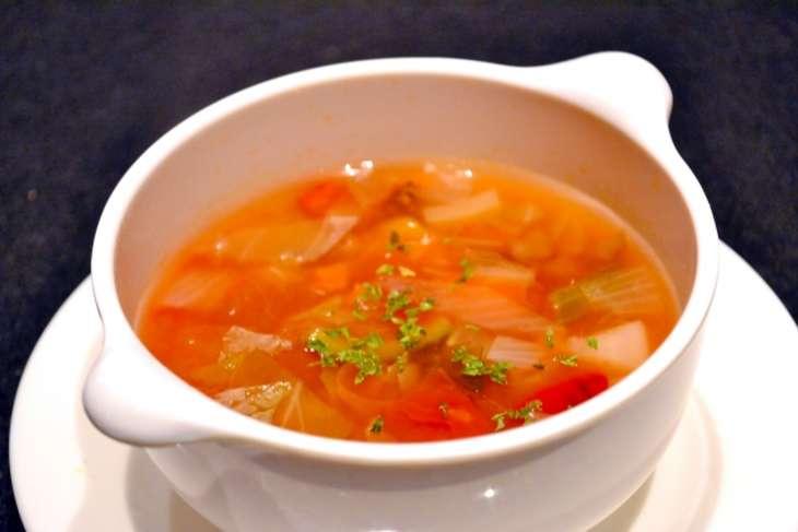 スッキリ美腸スープ