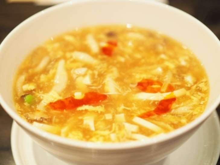 リュウジサンラータンスープ