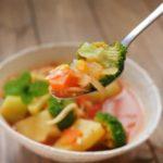 【あさイチ】具だくさんスープのレシピまとめ。豚汁&北京風スープ&野菜スープ 1月12日【朝イチ3シェフ競演】