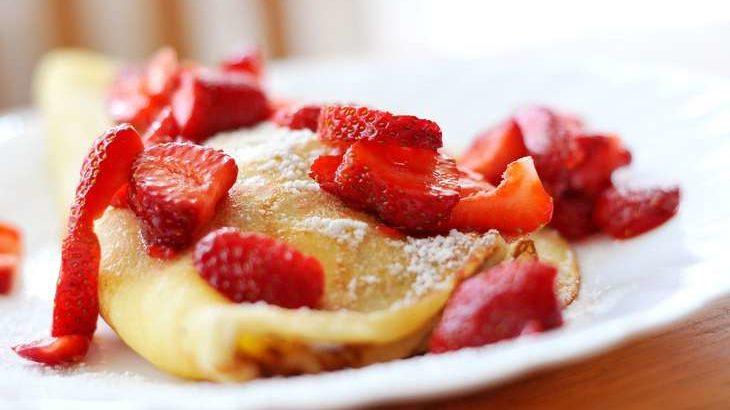【家事ヤロウ】ホットプレートでクレープのレシピ。焼きりんご&バナナ!超簡単ホットプレートスイーツ 11月18日