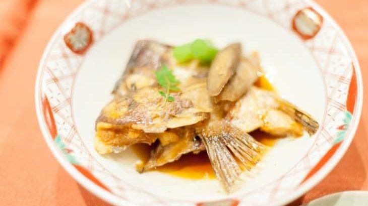 【あさイチ】根菜たっぷり鯛の煮つけのレシピ。中嶋貞治シェフの煮込み料理の作り方 11月10日【朝イチ夢の3シェフ競演】