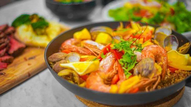 【モニタリング】ワイルドパエリアのレシピ。平野レミさんの簡単キャンプ料理の作り方 12月17日