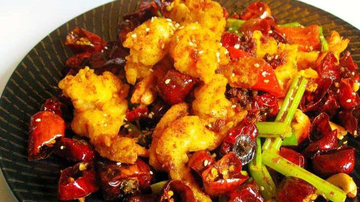 【あさイチ】揚げ鶏のとうがらし炒めのレシピ。菰田欣也シェフのピリ辛チキンでクリスマス料理!12月22日【朝イチごはんだよ】