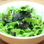 【あさイチ】大根と水菜の焼きのりサラダの作り方。海苔ドレッシングで!今井亮さんの絶品料理レシピ 12月9日【朝イチごはんだよ】