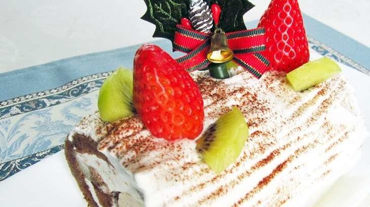 【きょうの料理】いちごのブッシュドノエルのレシピ。辻口博啓シェフのクリスマスケーキの作り方 12月22日