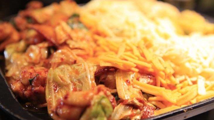 【ヒルナンデス】至高の豚キムチーズ焼きそばのレシピ。ホットプレートで!リュウジさんの年の瀬に食べたい料理ベスト5!12月21日