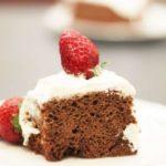 【ごごナマ】クリスマスチョコケーキのレシピ。レンジで超簡単!若菜まりえさんのクリスマススイーツ 12月16日【NHKらいふ】
