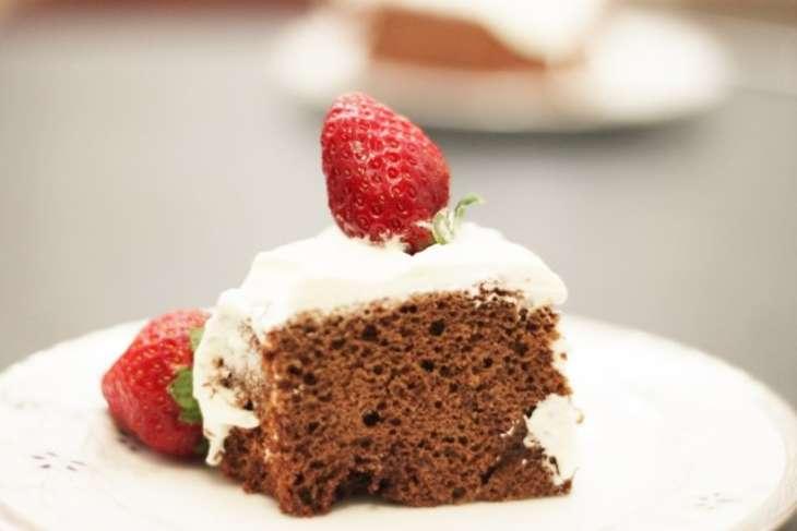 ごごなまチョコレートケーキ