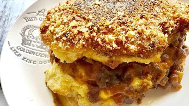 【ヒルナンデス】食パンでカレーパンのレシピ。コウケンテツさんの食パン革命ベスト4!1月25日