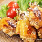 【スッキリ】手羽先の照り焼きのレシピ。鳥羽周作シェフの肉汁の洪水クリスマス チキン!鶏チューリップで 12月8日