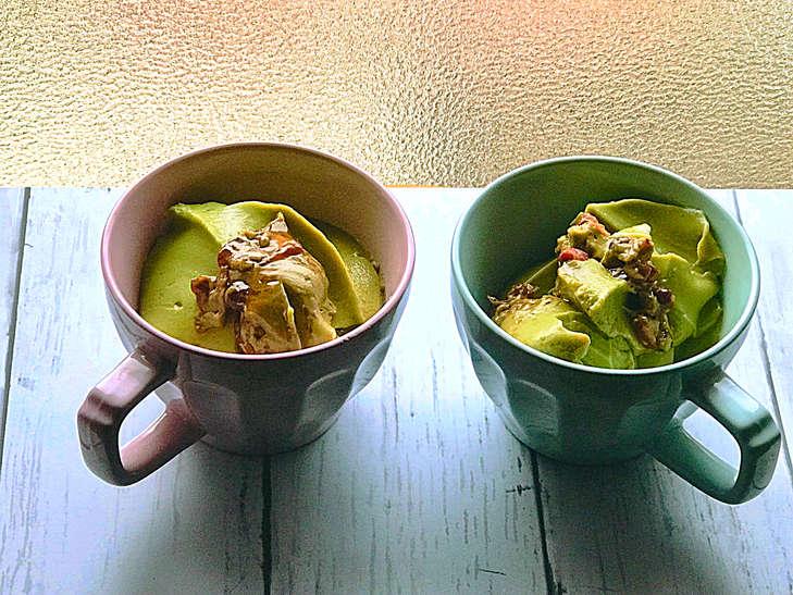 きょうの料理抹茶プリン