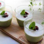 【きょうの料理】抹茶のババロアのレシピ。辻口博啓シェフのクリスマスケーキの作り方 12月22日