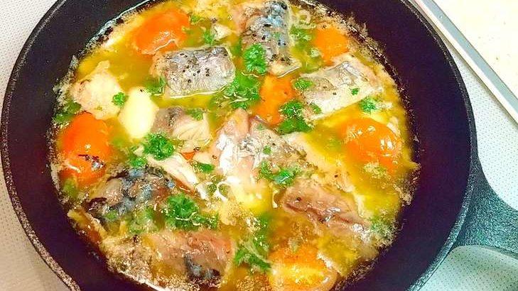 【世界一受けたい授業】サバ缶とトマト缶のヘルシー鍋のレシピ。低カロリー鍋ランキング 12月12日