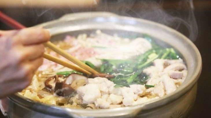 【ノンストップ】たっぷり葉野菜と鶏肉のふわふわ鍋のレシピ。クラシルで話題のあったか鍋料理 12月2日
