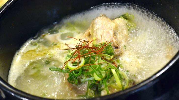 【ヒルナンデス】鶏パイタンねぎま鍋のレシピ。リュウジさんの年の瀬に食べたい料理ベスト5!12月21日