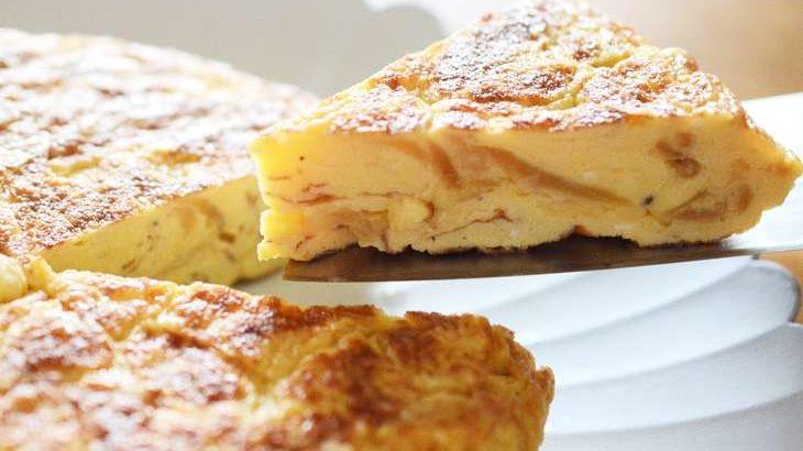 【ノンストップ】カリフラワーオムレツのレシピ。坂本昌行さんのあったか卵料理 1月15日