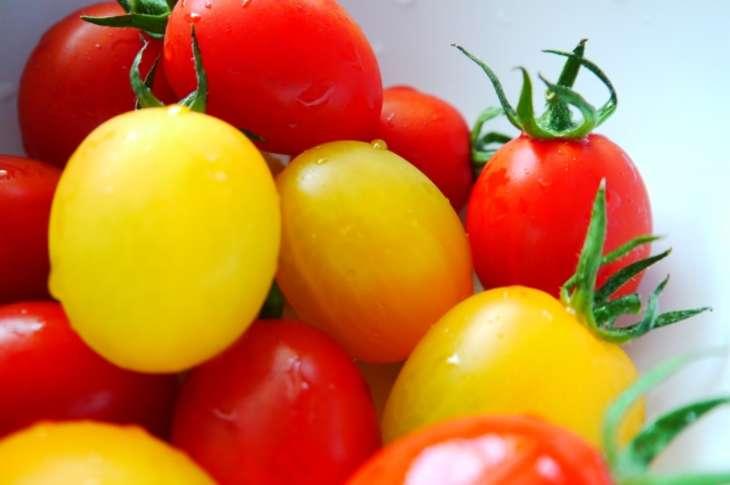 青空レストランミニトマト