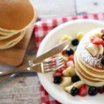 【あさイチ】黒豆のホッとうふケーキのレシピ。平野レミさんの豆腐ホットケーキの作り方1月4日【朝イチごはんだよ】