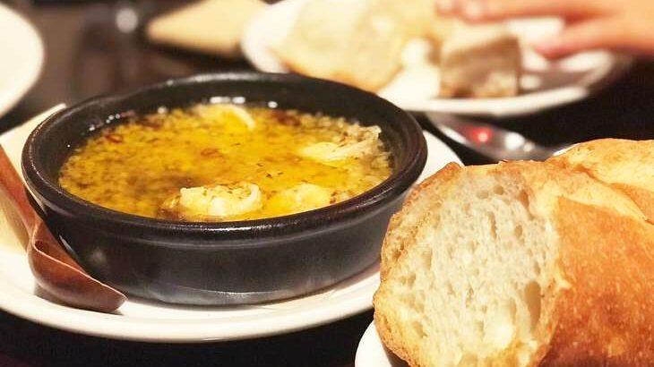 【グッとラック】和風アヒージョのレシピ。シーチキンと納豆で!ギャル曽根さんのアレンジ料理ランチ 1月28日