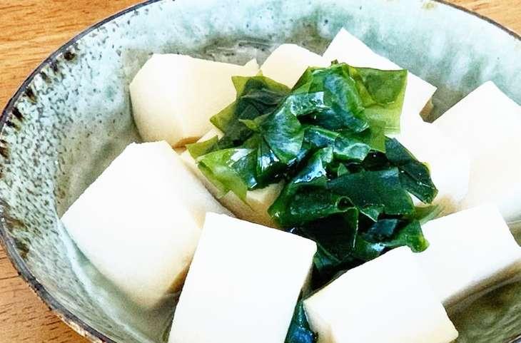 あさいちわかめ豆腐