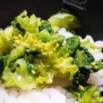 【あさイチ】菜の花とあさりの混ぜご飯のレシピ。斉藤辰夫さんの本格和食の作り方。1月19日