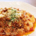 【シューイチ】もちボロネーゼのレシピ。リュウジさんのバズレシピ餅アレンジ料理 1月10日【シューWichi】