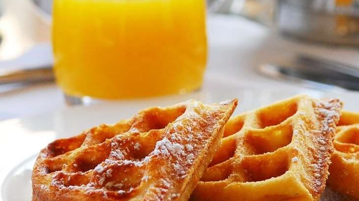 【グッとラック】モチモチおかずワッフルのレシピ。ギャル曽根さんの餅アレンジ料理ランチ 1月21日
