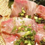 【男子ごはん】ブリの韓国風カルパッチョの作り方。国分太一さんの本気レシピ 1月31日