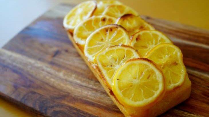 レモン パウンド ケーキ ホット ケーキ ミックス