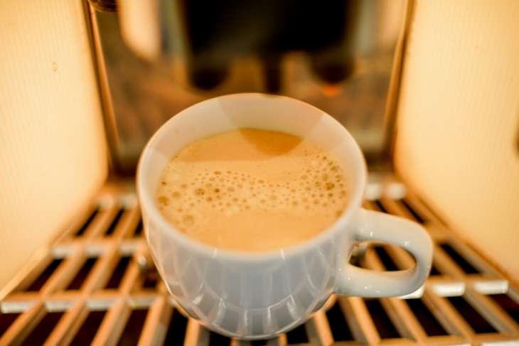 サタデープラスコーヒーメーカー
