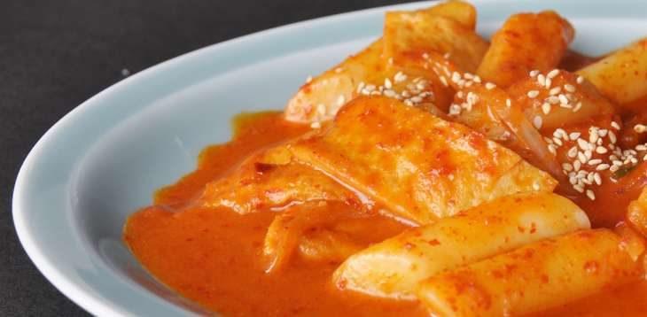 【ヒルナンデス】韓国風トッポギカレーのレシピ。印度カリー子さんの本格スパイスカレー 1月7日