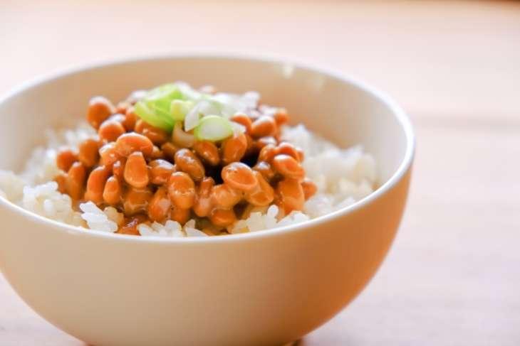 青空レストランひやま納豆
