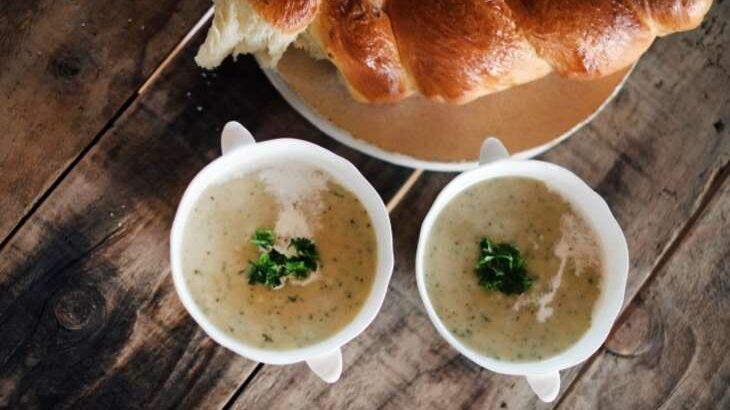 【土曜は何する!?】鶏ひき肉とたらこカリフラワーのスープのレシピ。Atsushiさんの魔法のレンチンスープ 1月30