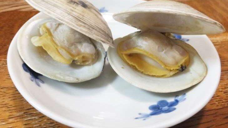 【あさイチ】ホンビノス貝の酒蒸しのレシピ。砂抜き不要の簡単貝料理 2月16日