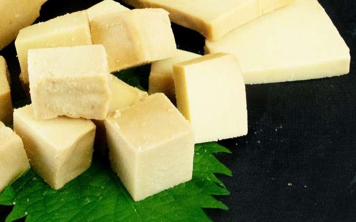 リュウジクリームチーズのめんつゆ漬け