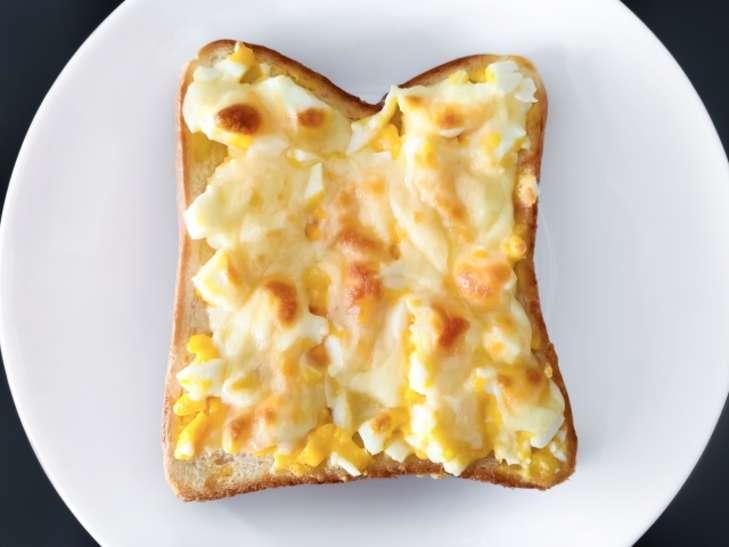 相葉マナブみそたまトースト