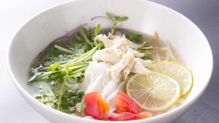 【ヒルナンデス】しらたきのフォー風のレシピ。リュウジさんの低糖質&低カロリー料理!太らないおかず 2月8日