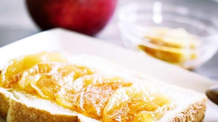 【スッキリ】5分で出来るアップルパイ風トーストのレシピ。鳥羽周作シェフのトースト簡単アレンジ!(4月30日)