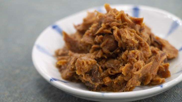 【家事ヤロウ】ブリの切り身ふりかけのレシピ。和田明日香さんの大家族メニュー。  2月17日