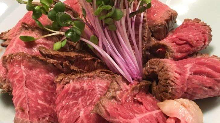 【土曜は何する!?】ほったらかしローストビーフのレシピ。本多理恵子先生の魔法のお助けレシピ 2月13日