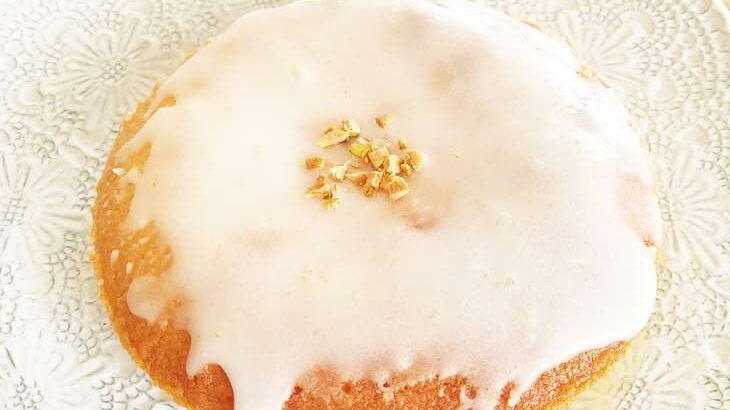 【きょうの料理】レモンアイシングケーキのレシピ。舘野鏡子さんのレモン スイーツの作り方(2月24日)