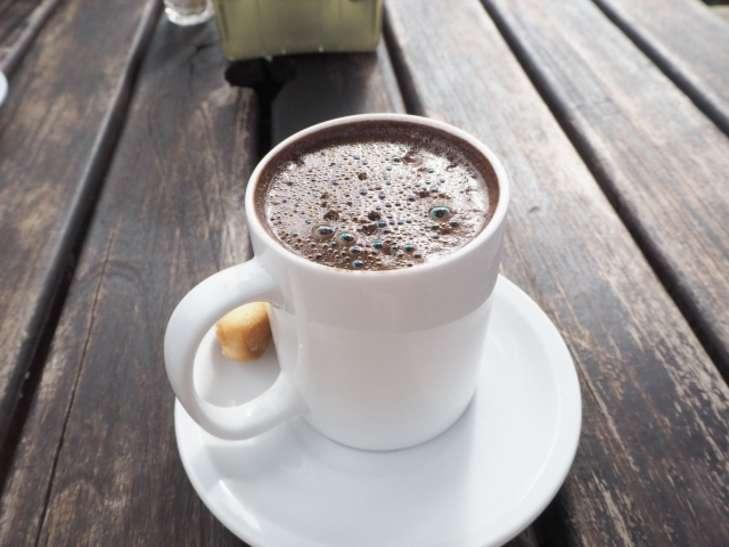 ヒルナンデスホットチョコレート