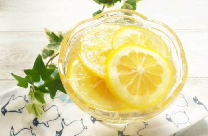 浅炊きレモン