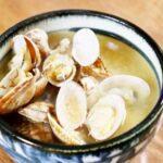 【ガッテン】あさりの味噌汁のレシピ。少ない水でふっくら激うまみそ汁に!(6月9日)