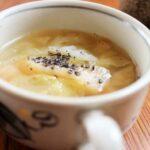 【男子ごはん】玉ねぎとベーコンのコンソメスープのレシピ。昭和の洋食屋さん第7弾(6月20日)