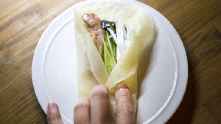 【あさイチ】春餅(チュンピン)のレシピ。孫成順シェフの春の祝い飯(3月9日)