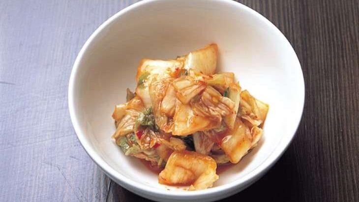 【ヒルナンデス】塩辛と白菜のターメリック和えのレシピ。カリー子さんの本格カレースパイス料理 3月4日